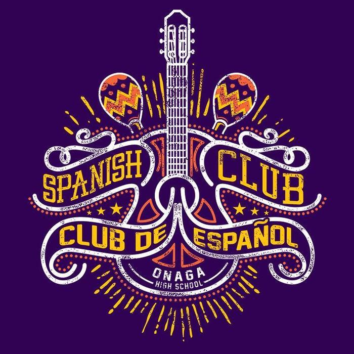 18-19 Spanish Club shirt