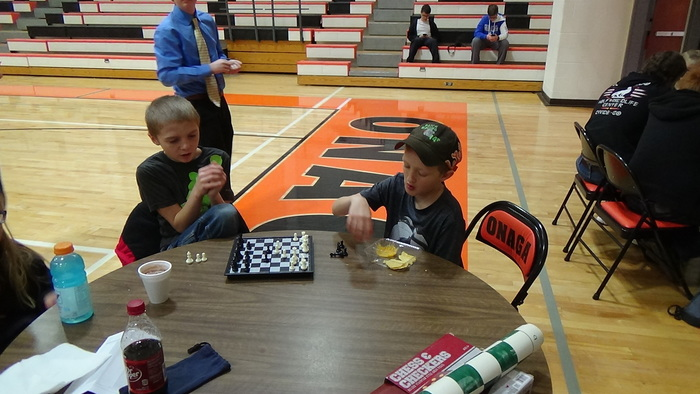Chess Tournament: Pre-match practice