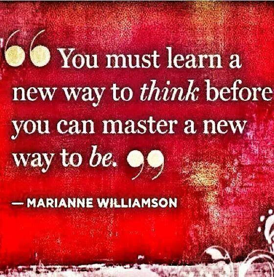 "Habit #7 of the Leader In Me is ""Sharpening the Saw"".  ""Sharpening the Saw"" means renew yourself physically, emotionally, mentally, and spiritually.  This quote by Marianne Williamson is a good example of how to renew yourself. Posted by Lilly Carl."